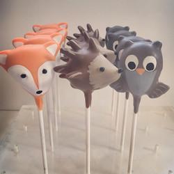 Fox, Hedgehog, Owl