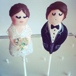 Personalised Bride and Groom