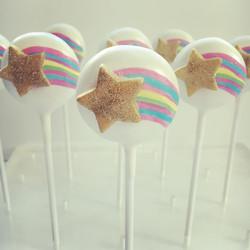 Shooting Star Rainbows