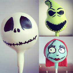 Jack, Sally and Oogie Boogie