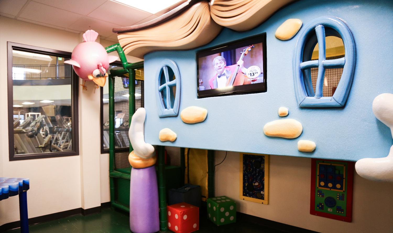 Amy's Playroom