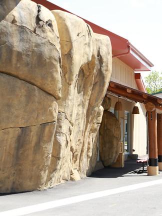 Roosevelt Zoo African Lion Exhibit