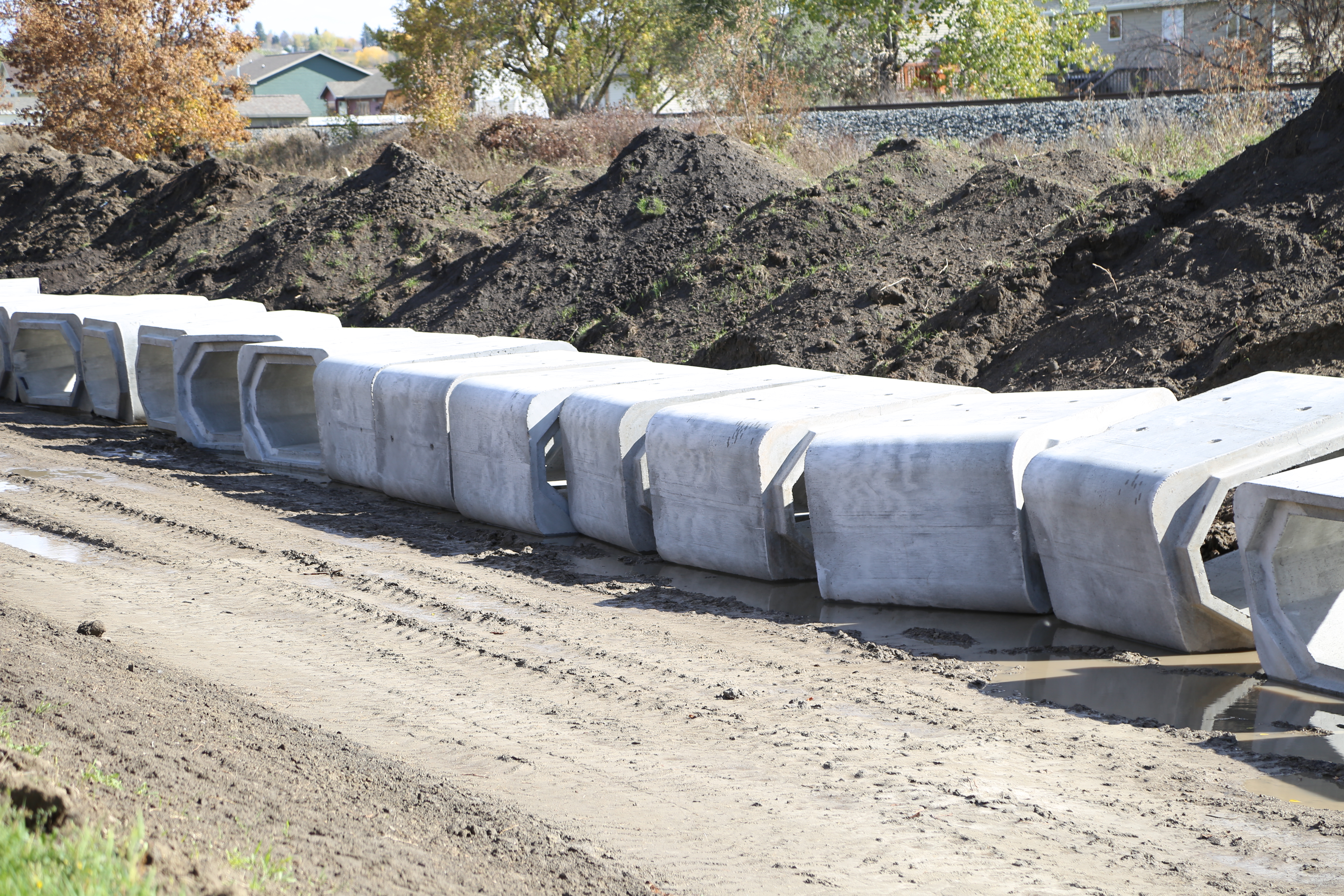 STORM SEWER INFRASTRUCTURE