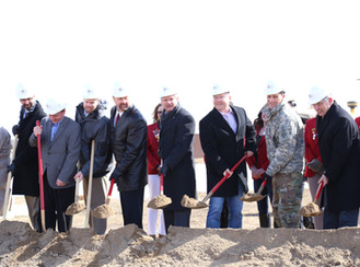Groundbreaking held for Phases MI-1 4th Avenue, MI-2 Napa Valley, and MI-3 Forest Road Segments of M