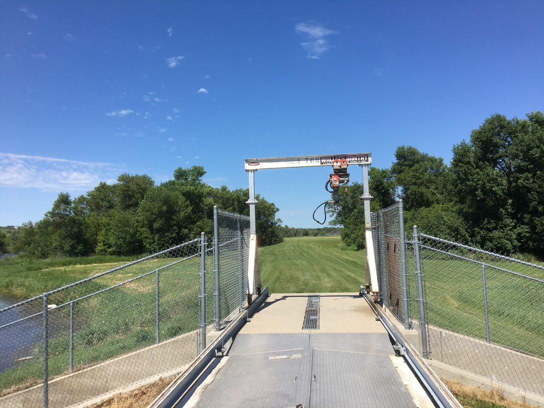 Mouse River Park Bridge Replacement Project