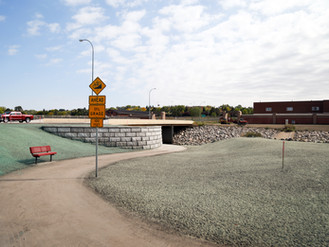 Mouse River Enhanced Flood Protection Project (MREFPP) Announces Substantial Completion of Minot Pha