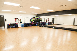 Large Fitness Rooms