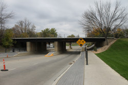 UNDERPASS CLEARANCE