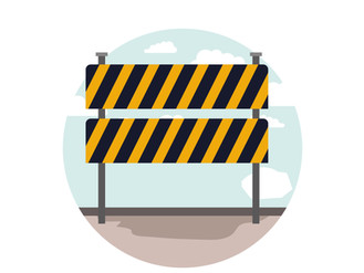 Curb construction to start Monday, August 2nd on Grace Street In Burlington relating to Phase BU-1B