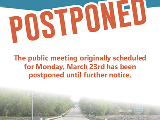 Mouse River Enhanced Flood Protection Project Public Meetings Postponed