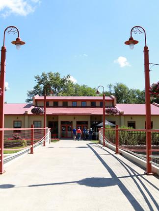 Roosevelt Park Zoo Entrance