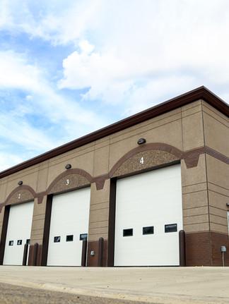 Tioga Ambulance Building