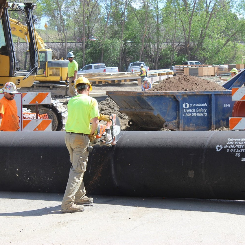 Mouse River Flood Protection Plan