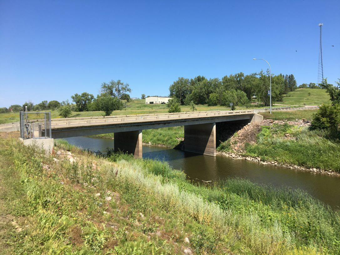 Highway 41 Velva Bridge Replacement Project