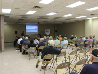 Public input meeting lays out current design details for next two phases  of flood protection in Min