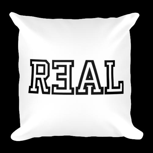 R3AL Square Pillow