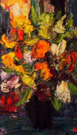 Flowers in Vase ('11)