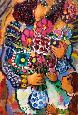 Flowers for Shabbos