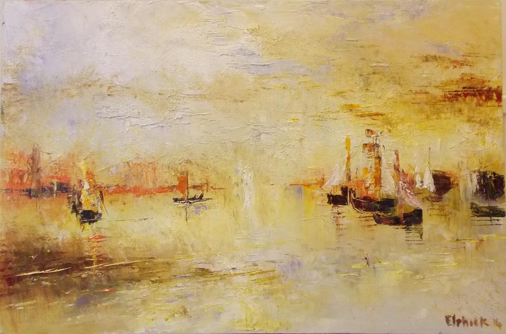 Venecian Lagoon ('14)