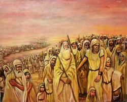 Exodus - Abel Pann Transcription