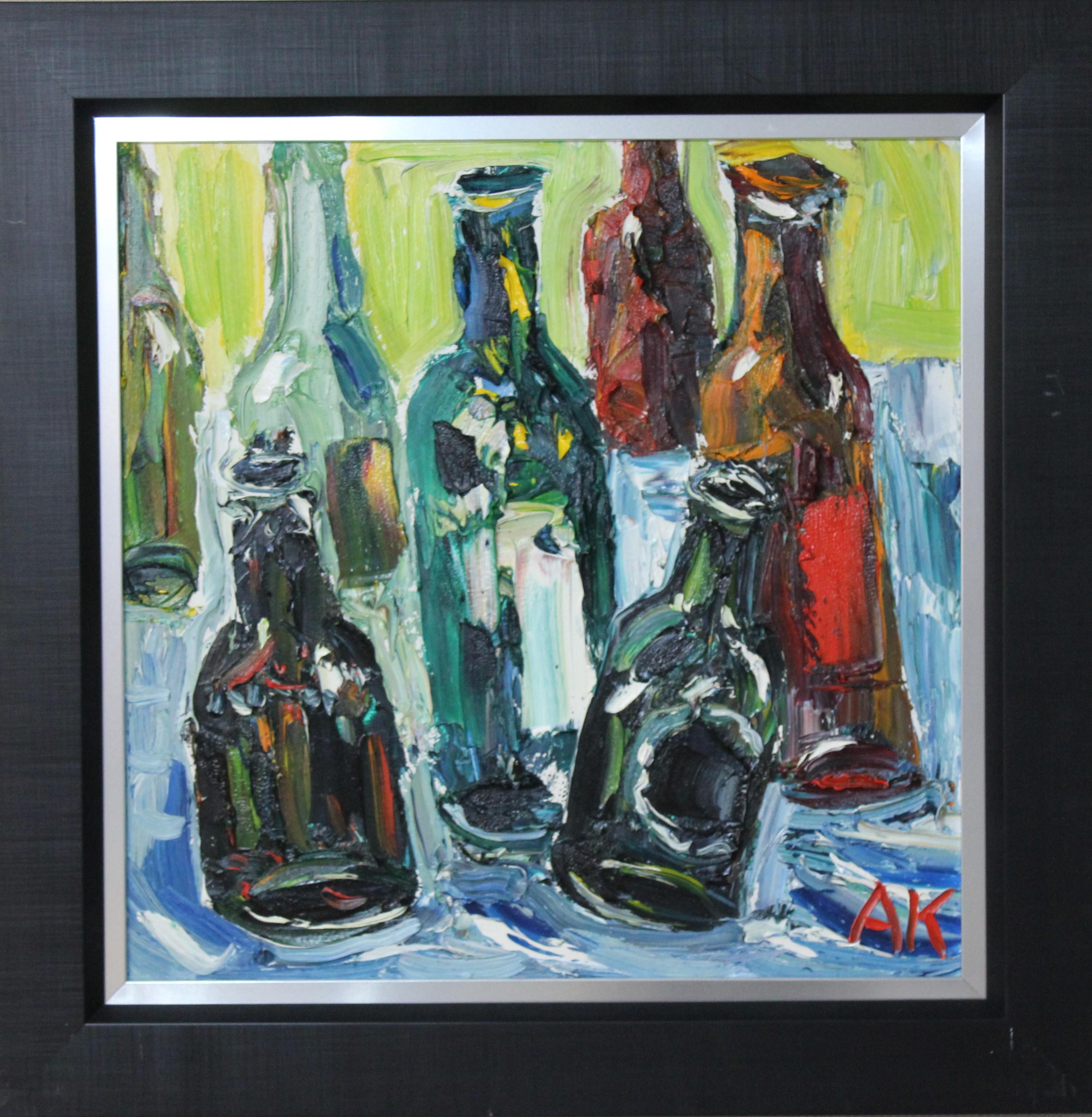 Bottles in the Studio I
