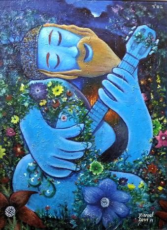 Blue Guitar Meditation ('12)
