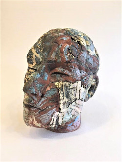Small Head - Terracotta