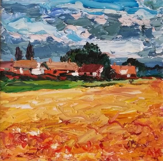 Orange Fields ('13)