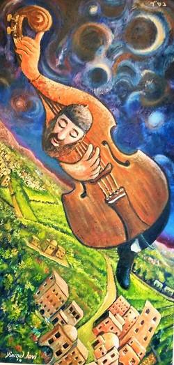 Cello Dveikus ('13)