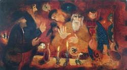 Mystic Rebbe's Tisch