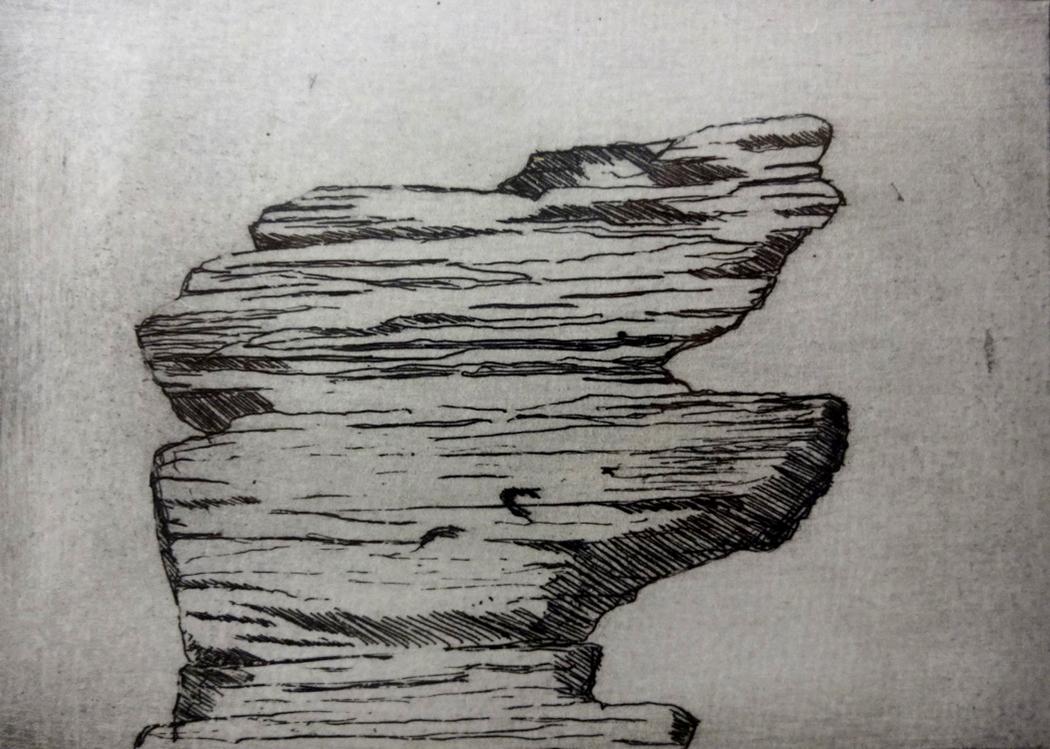 Gritstone Boulder