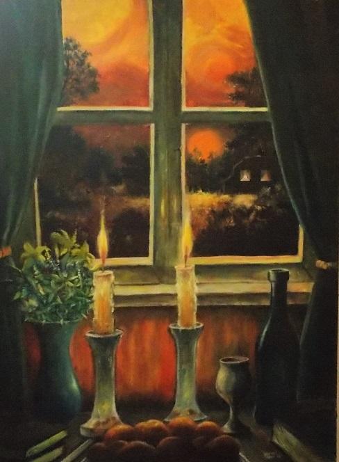A Cosy Evening ('12)