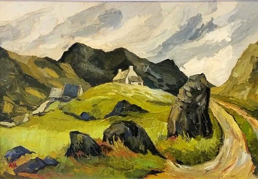 Sir Kyffin Williams Transcription