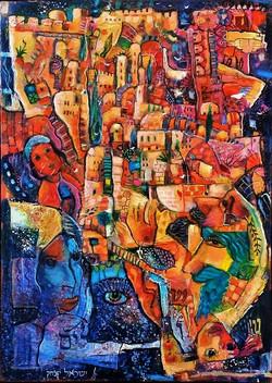 Mystical Jerusalem