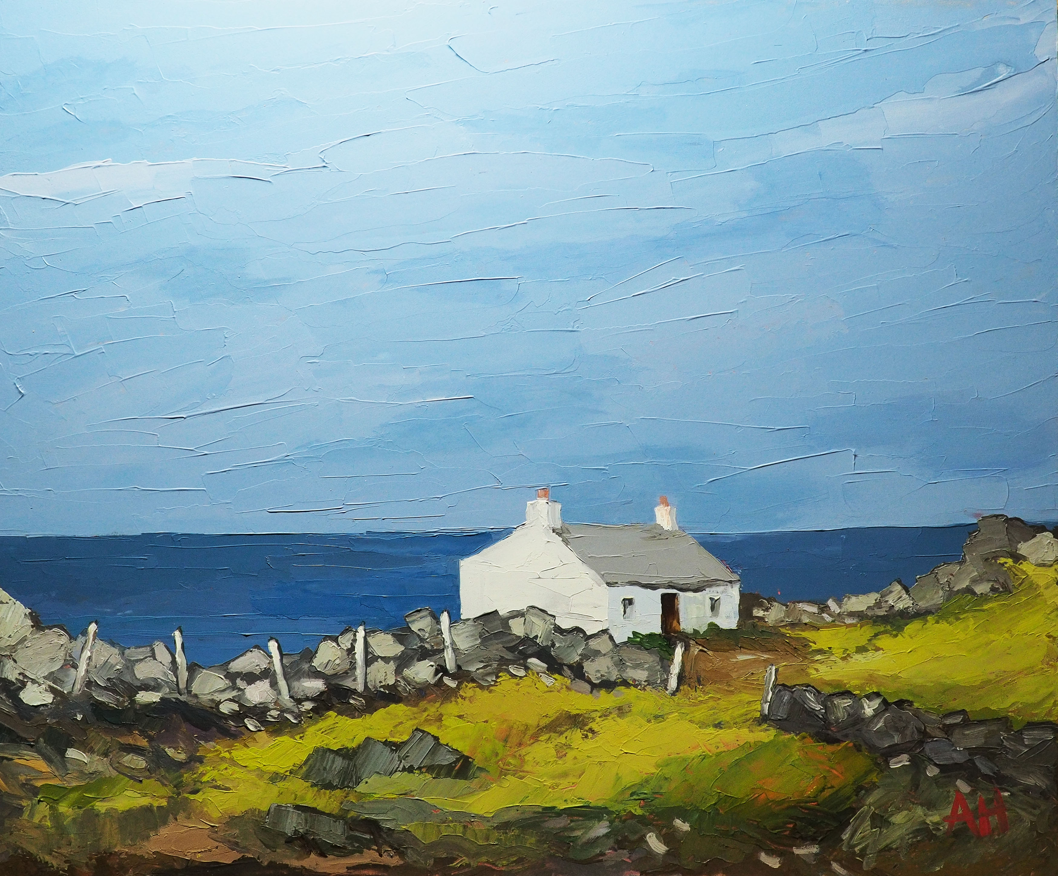 Cottage at Moelfre