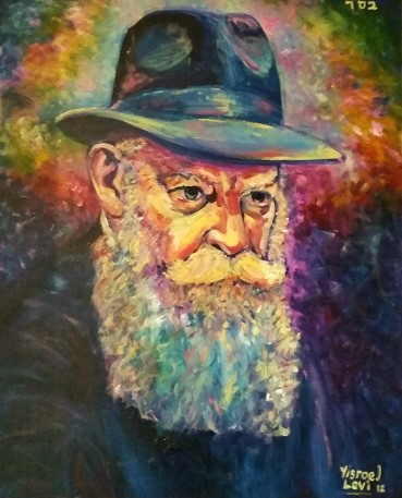 The Lubavitch Rebbe ('12)