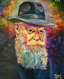 The Lubavitch Rebbe ('12)