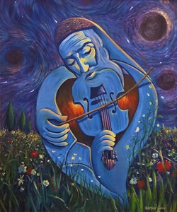 Violin Dveikus Hisbodedus ('12)