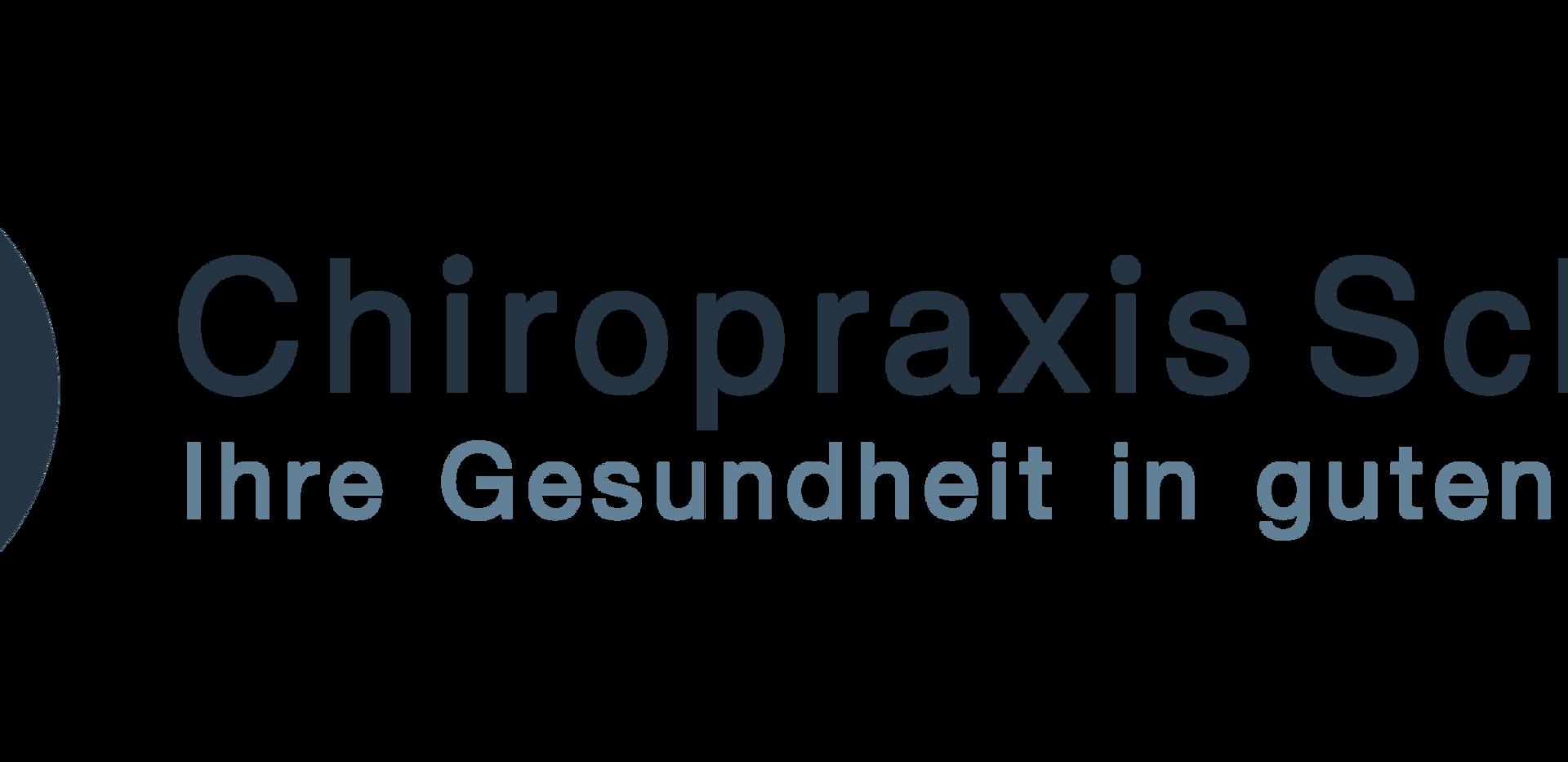 Chiropraxis Schwall, Chiropraktik, Massagen und Osteopathie in Köln, Logo