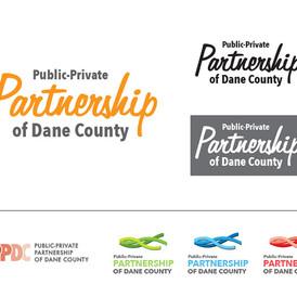 Public-Private Partnership of Dane County Logo
