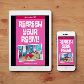 Refresh Your Room! eBook