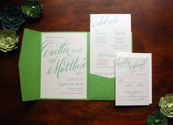Trowbridge/Kurtis Wedding