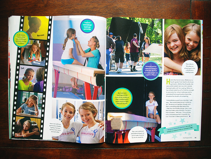 Lifestyle Magazine Layout
