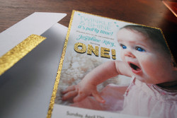 EVENT  |  First Birthday