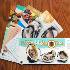 The World Is Your Oyster Book