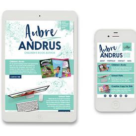Children's Book Author Website
