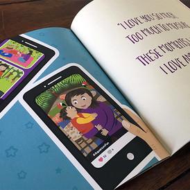 #babylove My Toddler Life Book