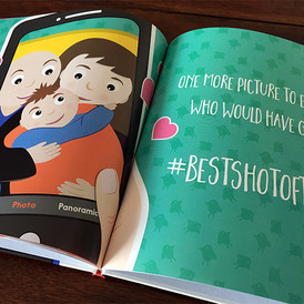 #babylove My Social Life Book