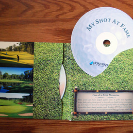 Northern Bay Promotional CD Case