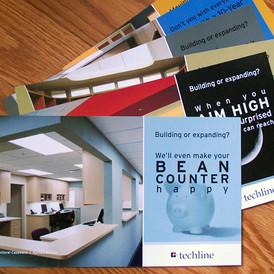 Techline Postcard Series